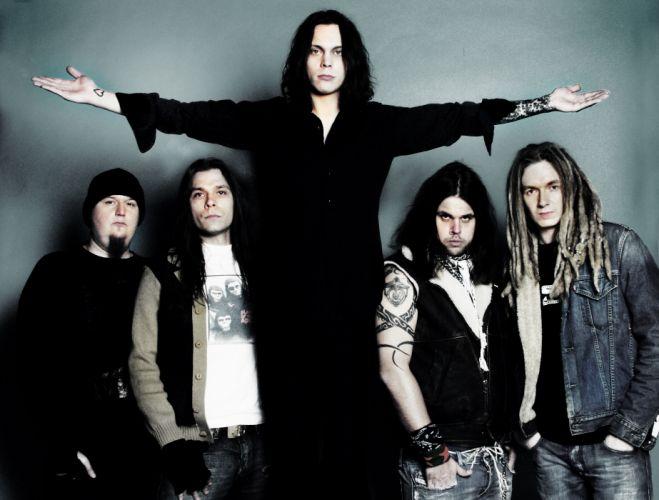 H_I_M His-Infernal-Majesty H-I-M nu-metal metal hard rock ville z wallpaper