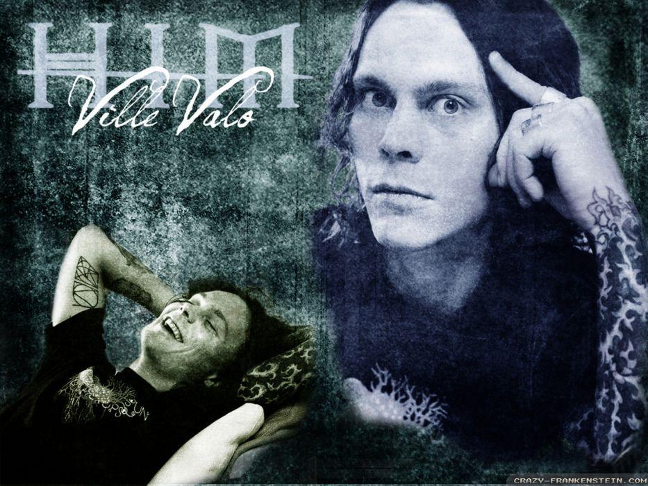 H_I_M His-Infernal-Majesty H-I-M nu-metal metal hard rock ville   r wallpaper