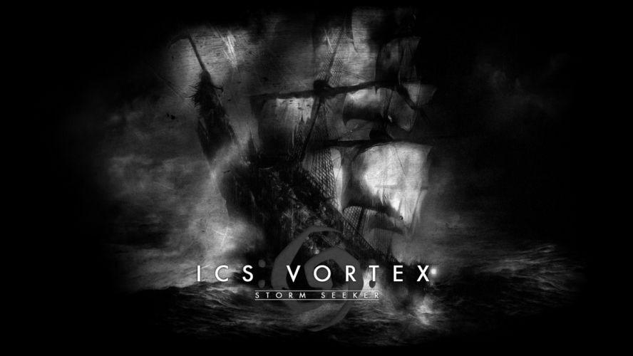 ICS Vortex Stormseeker heavy metal wallpaper