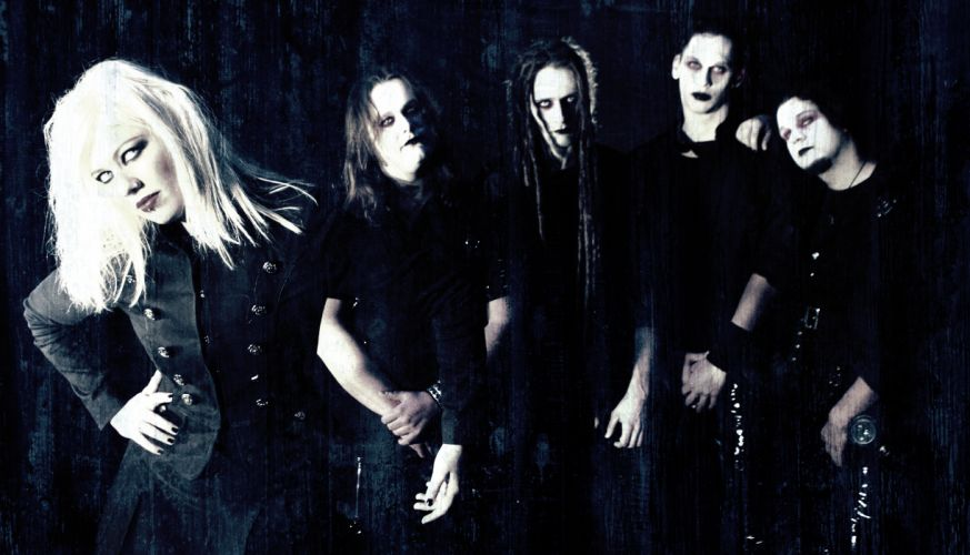 Sin7sinS gothic metal heavy hard rock a wallpaper