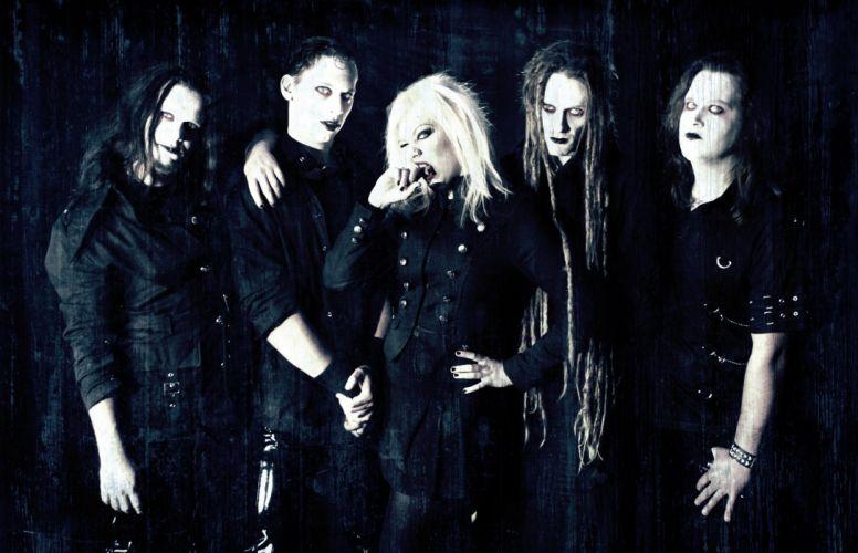 Sin7sinS gothic metal heavy hard rock wallpaper