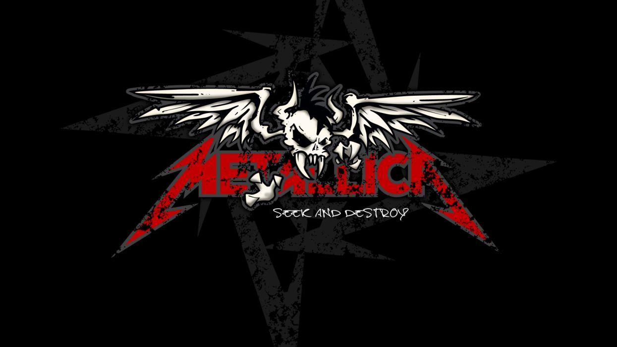 metallica heavy metal thrash wallpaper