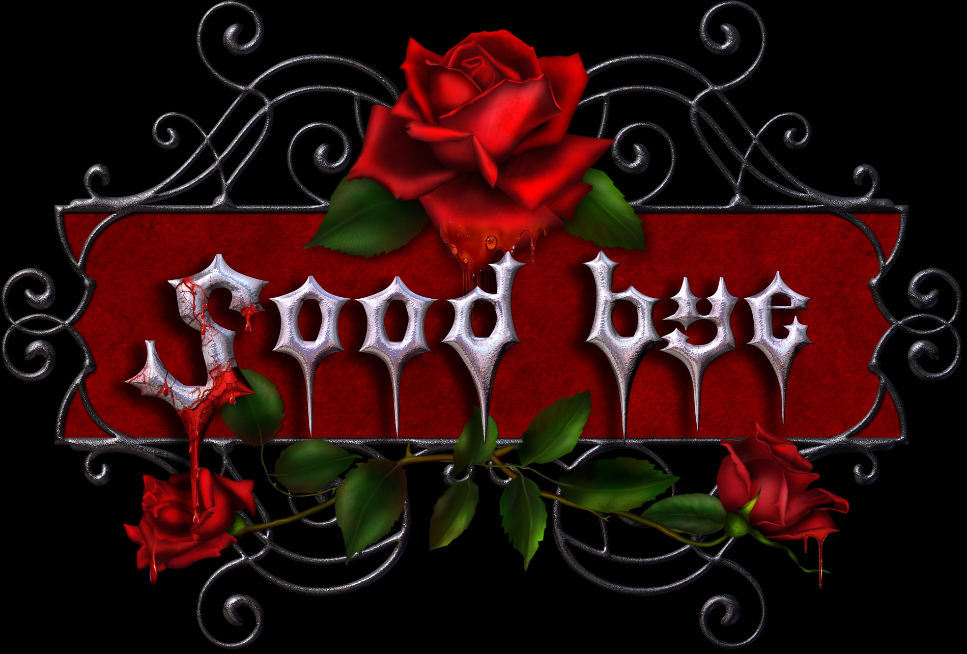 mind teasers red flower lovely clipart blood roses pretty goodbye rose ...