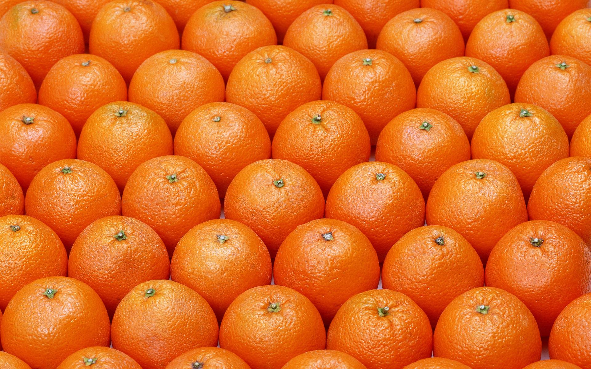 Orange oranges fruit color patterns pattern food wallpaper ...