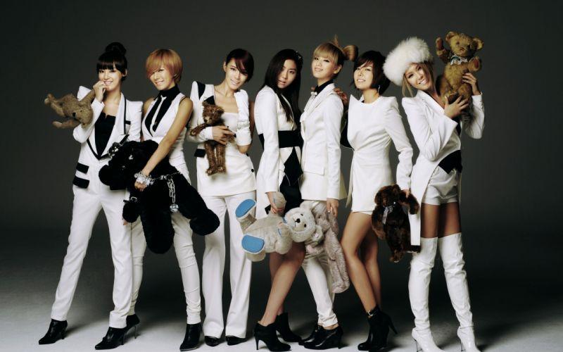 After School Kpop South Korea music girls asian wallpaper