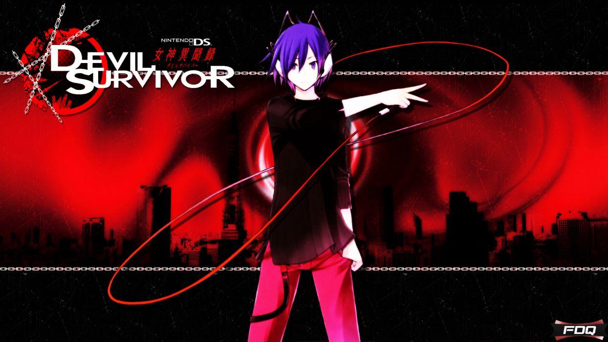 Shin Megami Tensei Devil Survivor Q Wallpaper 1920x1080 82858