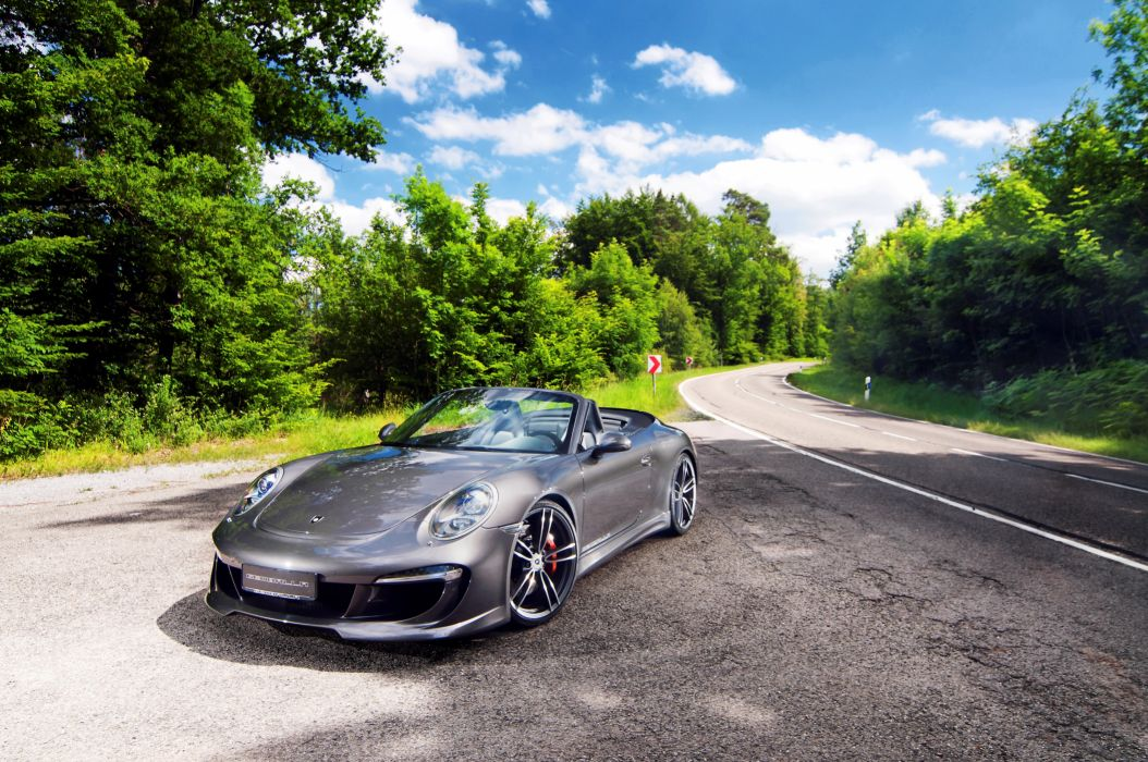2012 Gemballa Porsche 991 Carrera-S GT-Cabriolet Carrera Cabriolet tuning q wallpaper