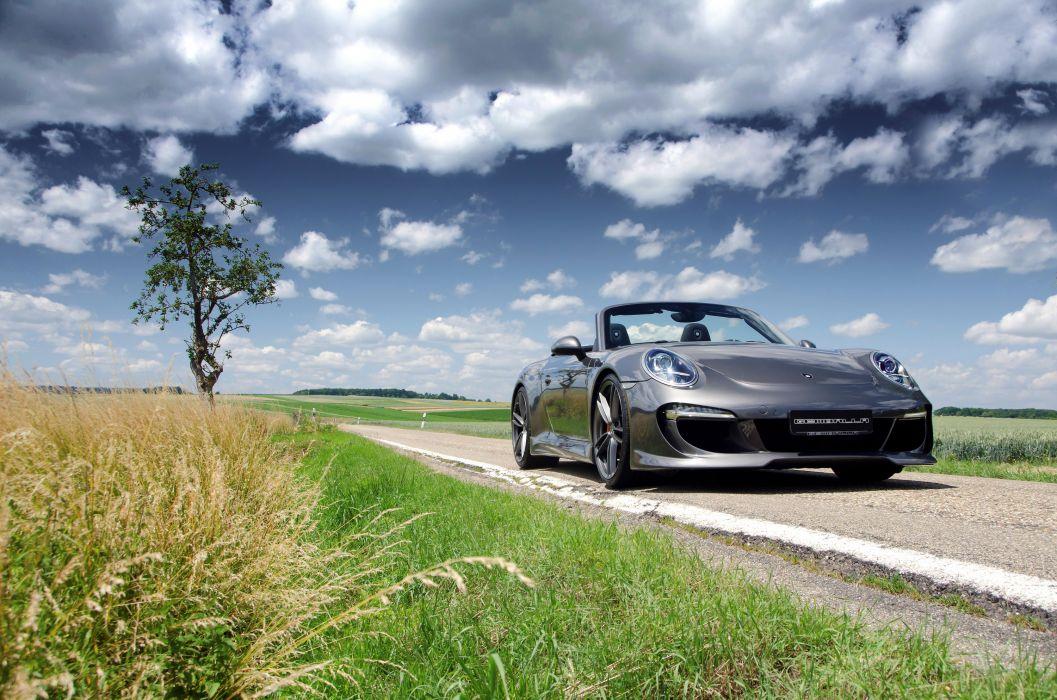 2012 Gemballa Porsche 991 Carrera-S GT-Cabriolet Carrera Cabriolet tuning r wallpaper