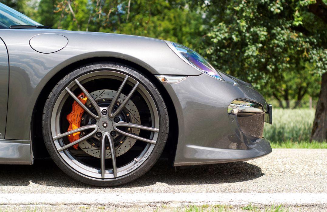 2012 Gemballa Porsche 991 Carrera-S GT-Cabriolet Carrera Cabriolet tuning wheel wheels wallpaper