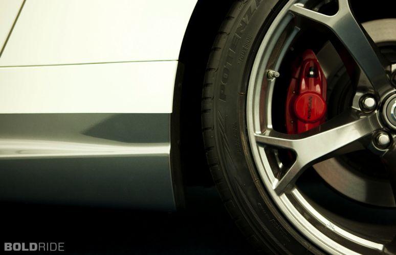 2014 Nissan 370Z Nismo tuning wheels wheel wallpaper