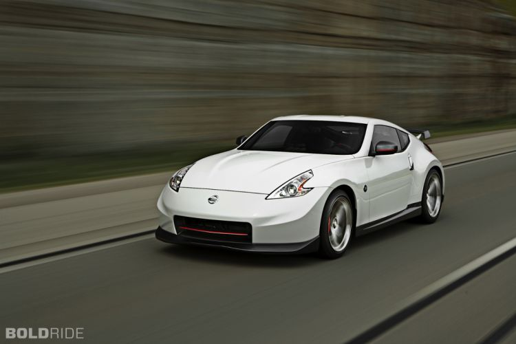 2014 Nissan 370Z Nismo tuning t wallpaper