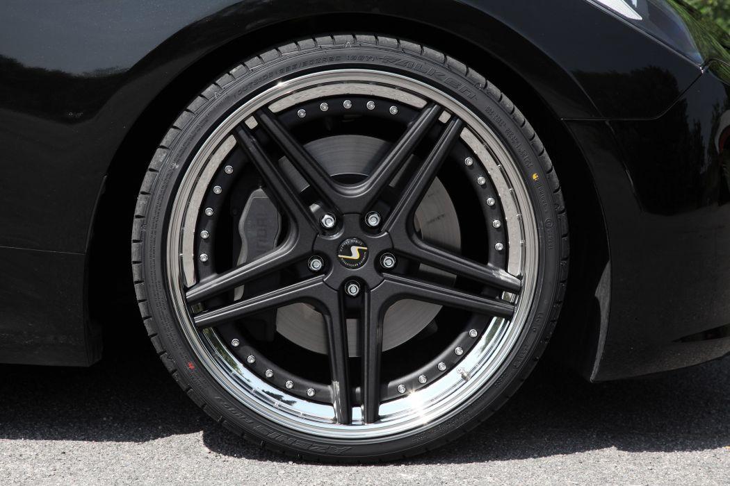 Hyundai Genesis Coupe Project Panther tuning wheel wheels wallpaper