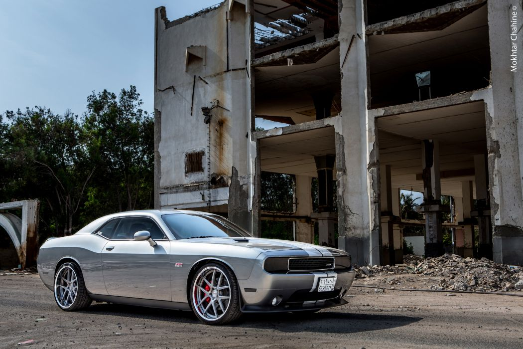 2012 ADV-1 Dodge Challenger SRT8 muscle tuning q wallpaper