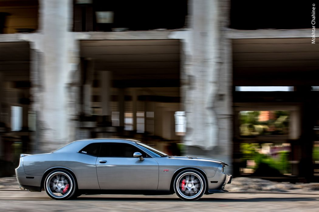2012 ADV-1 Dodge Challenger SRT8 muscle tuning t wallpaper
