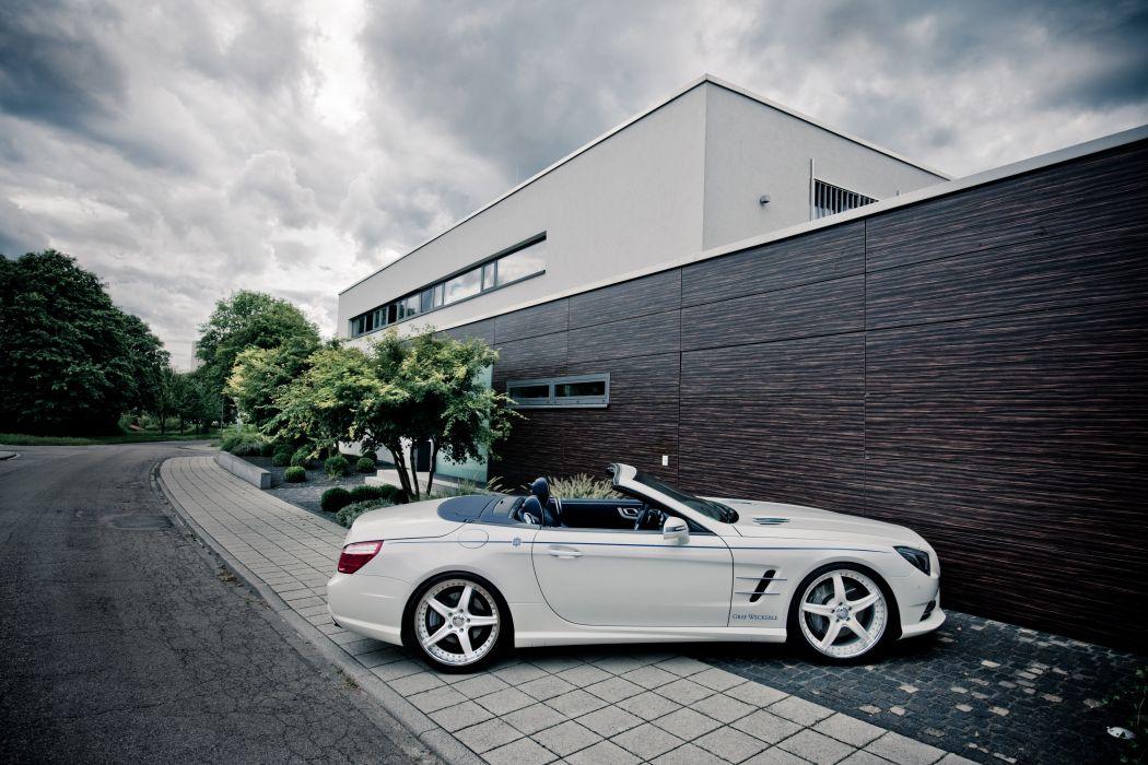 2012 Graf Weckerle Mercedes Benz SL-500 tuning 500 t wallpaper