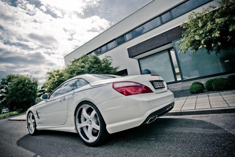 2012 Graf Weckerle Mercedes Benz SL-500 tuning 500 y wallpaper