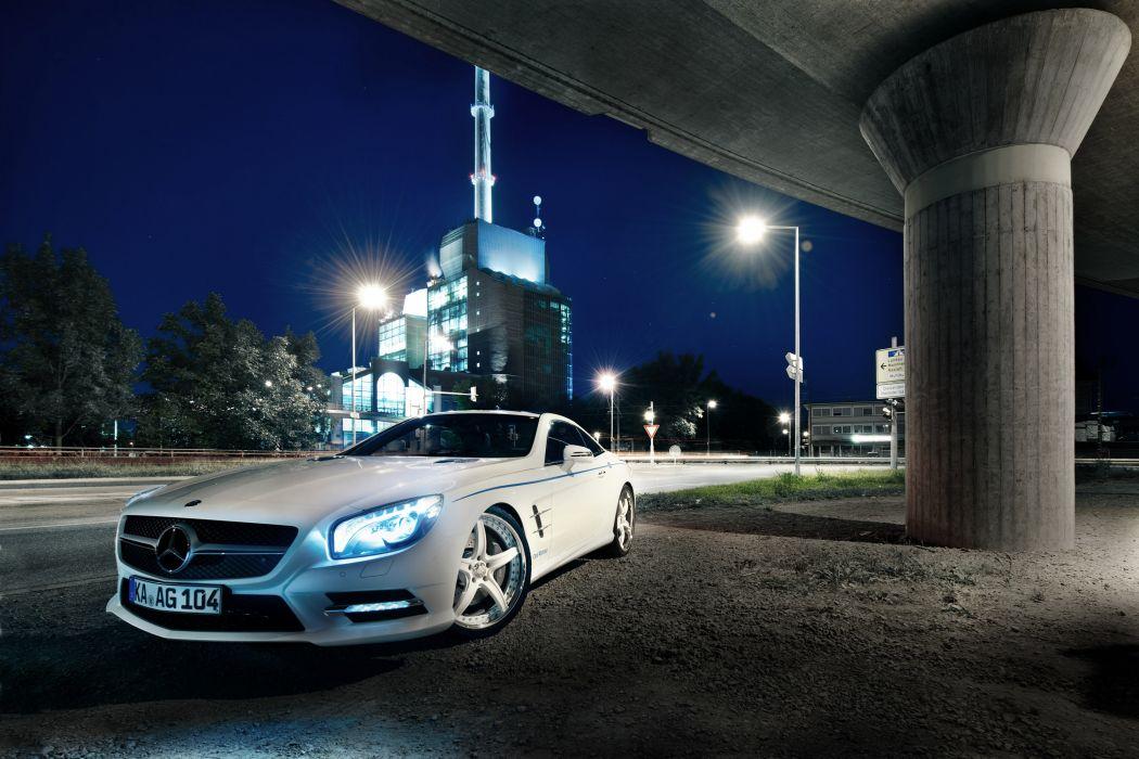 2012 Graf Weckerle Mercedes Benz SL-500 tuning 500 wallpaper
