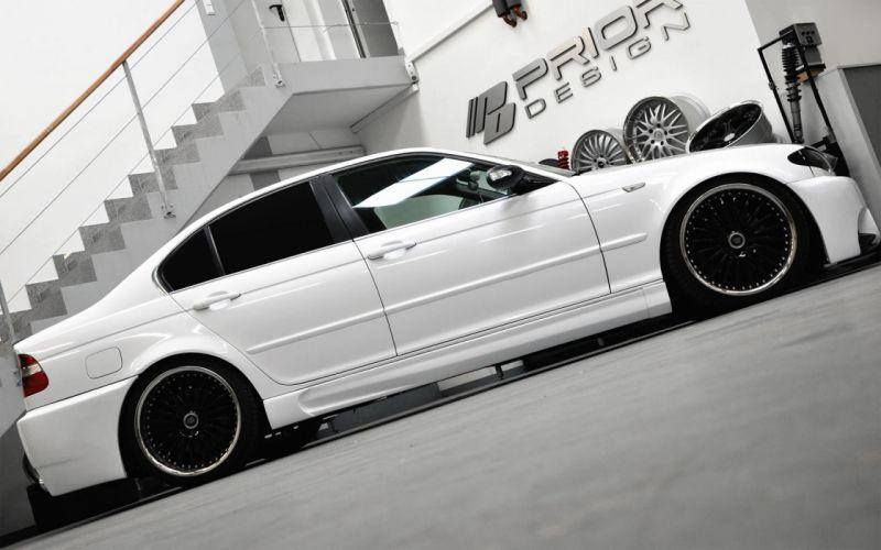 2012 Prior-Design BMW 3-Series E46 M-3 tuning e wallpaper
