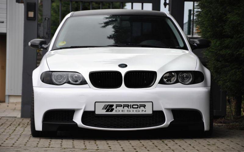 2012 Prior-Design BMW 3-Series E46 M-3 tuning wallpaper