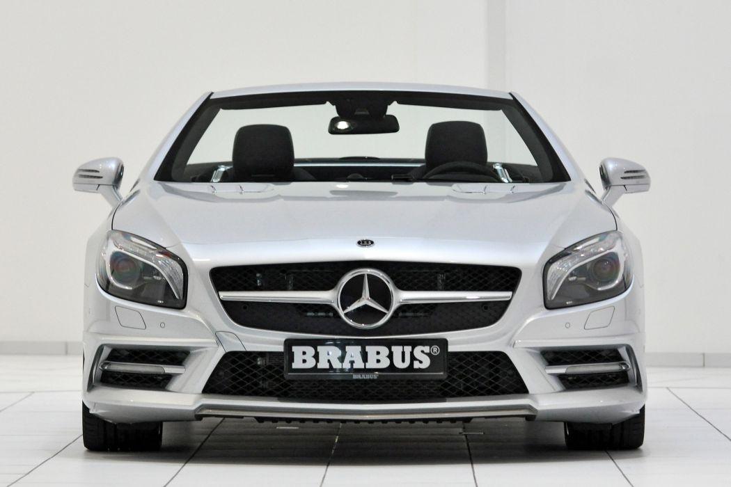 2013 Brabus Mercedes SL-Class tuning w wallpaper