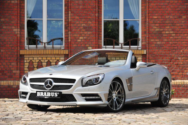2013 Brabus Mercedes SL-Class tuning wallpaper
