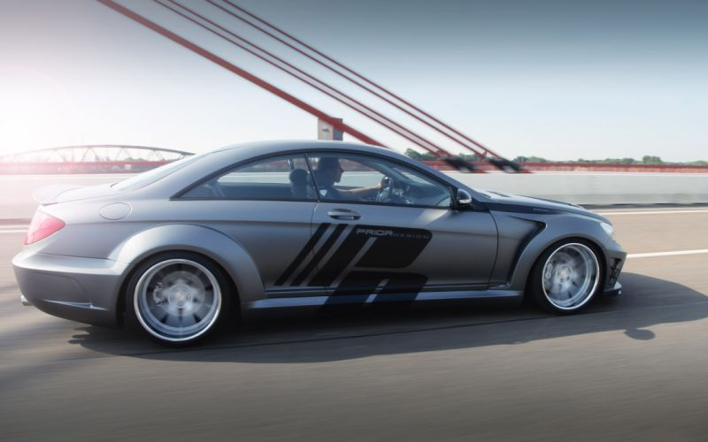 2012 Prior-Design Mercedes Benz CL-W216FL tuning t wallpaper