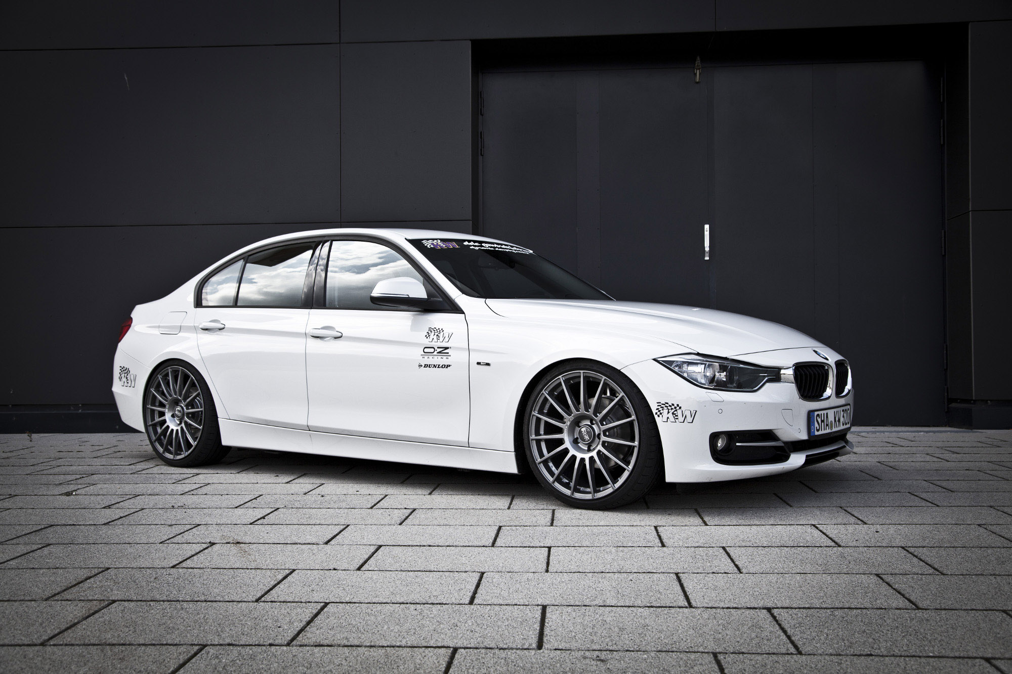kw 2012 bmw 3 series f30 tuning wallpaper 2000x1333. Black Bedroom Furniture Sets. Home Design Ideas