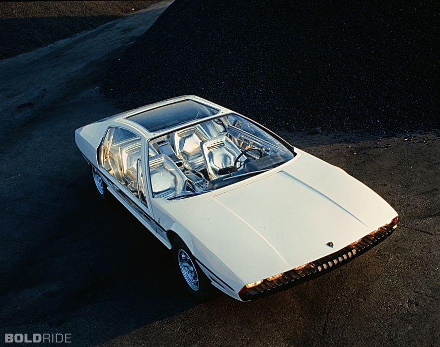 1967 Bertone Lamborghini Marzal supercars supercar classic interior wallpaper