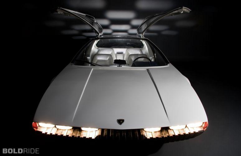 1967 Bertone Lamborghini Marzal supercars supercar classic wallpaper