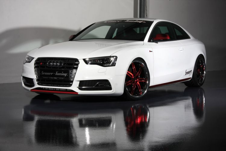 2012 Senner Audi S5-Coupe coupe tuning wallpaper