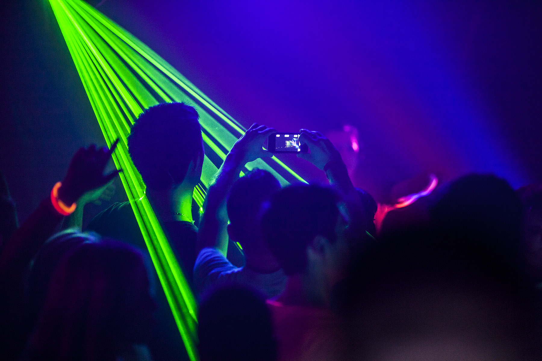 rave concert laser crowd concerts people music wallpaper