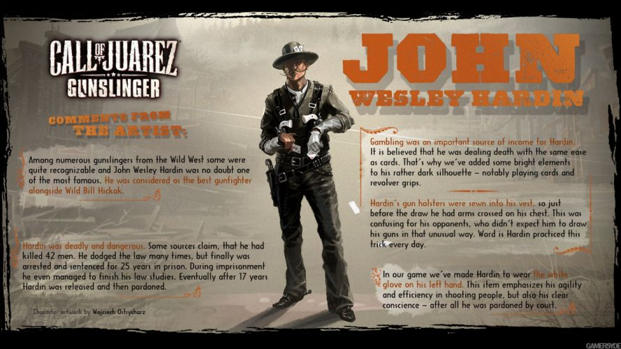 Call of Juarez d wallpaper