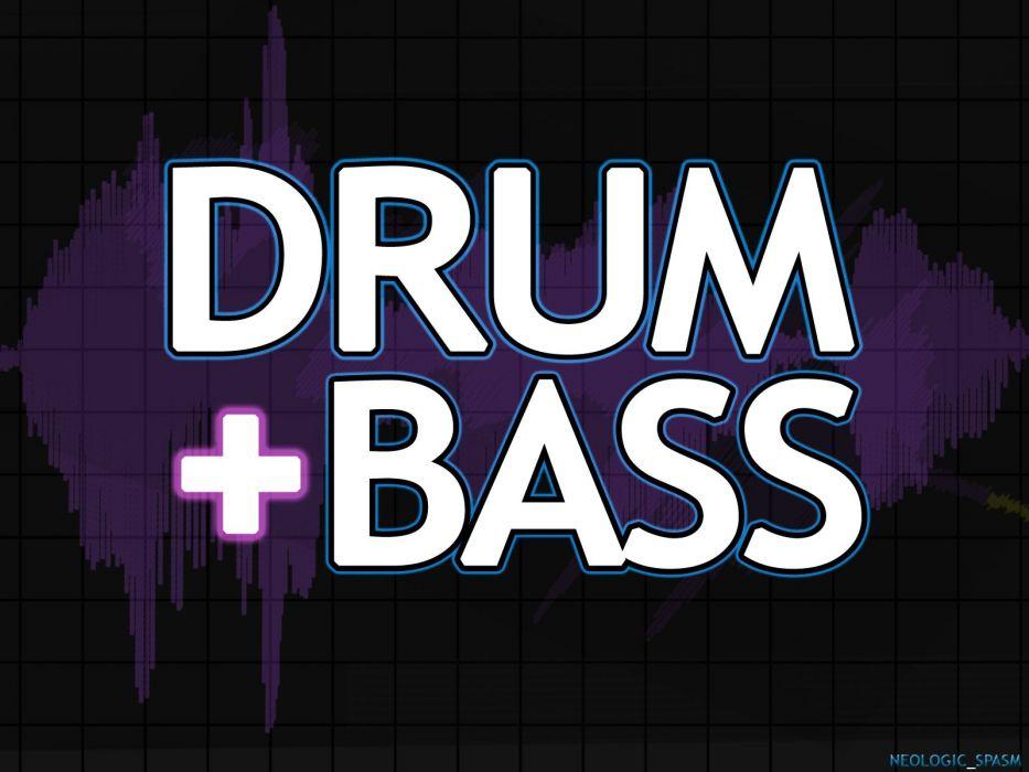 Drum-n-Bass drum bass dnb electronic Drum-and-Bass   b wallpaper