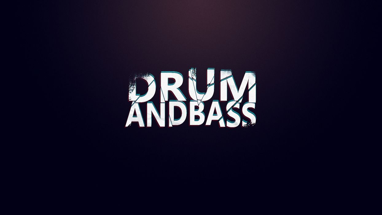 Drum-n-Bass drum bass dnb electronic Drum-and-Bass  c wallpaper