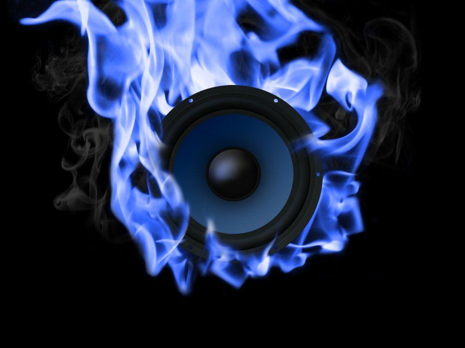 Dubstep Electronic Speaker Speakers W Wallpaper