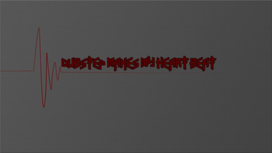 dubstep electronic e wallpaper