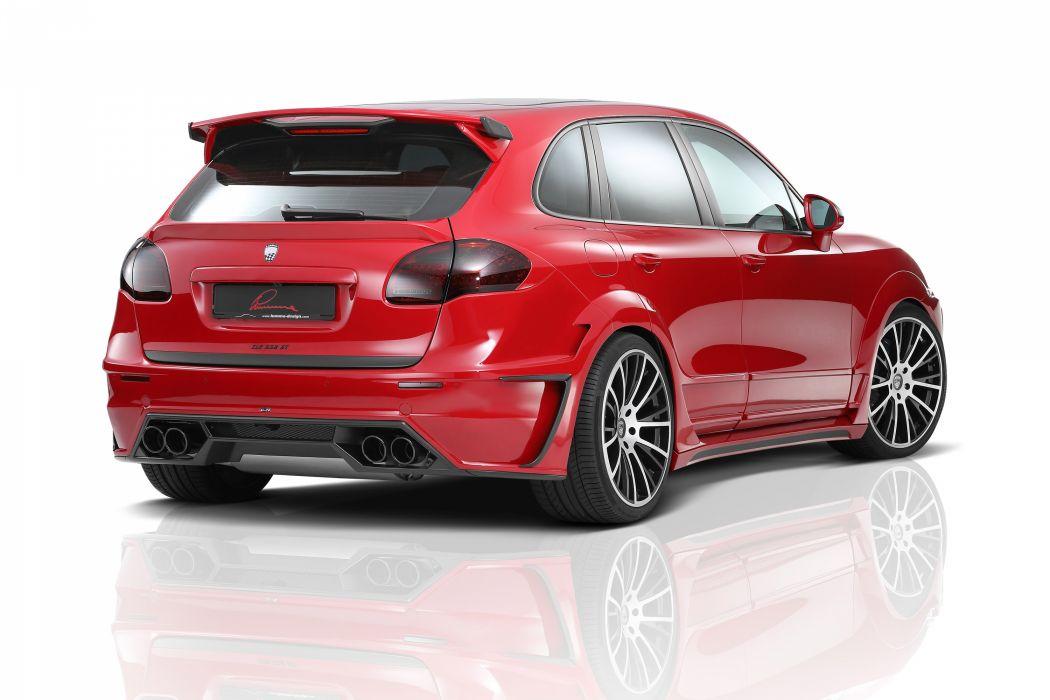 2012 Lumma Porsche Cayenne Diesel tuning     e wallpaper