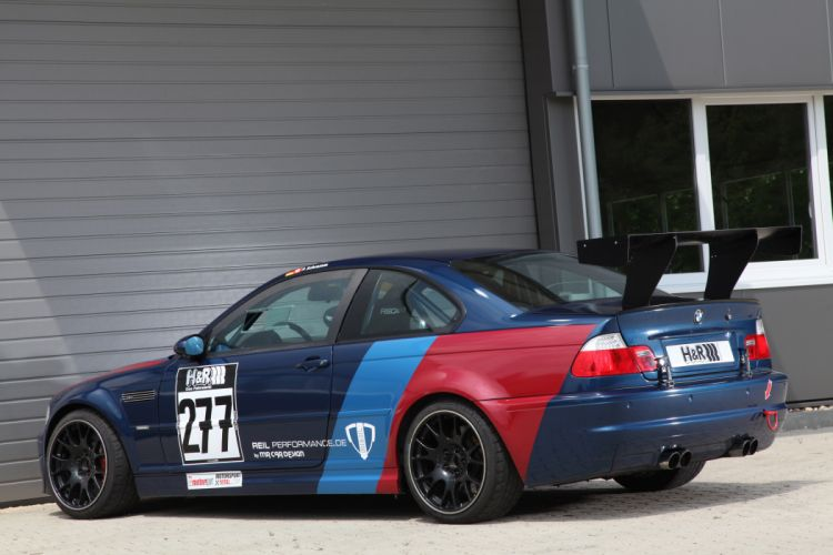 2012 MR-Car-Design BMW E46 M-3 CSL tuning race racing e wallpaper