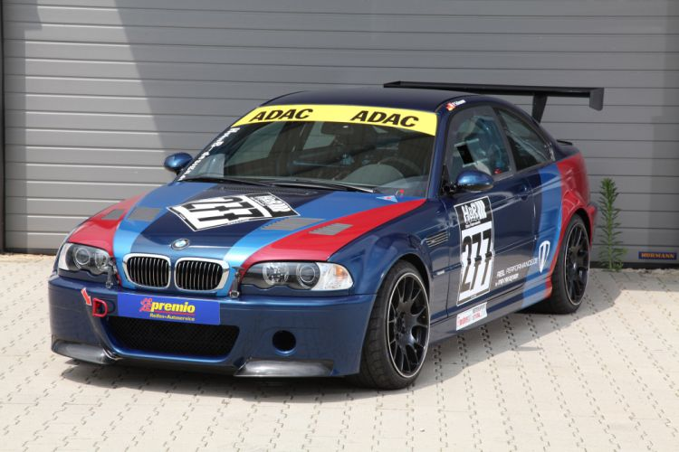 2012 MR-Car-Design BMW E46 M-3 CSL tuning race racing q wallpaper