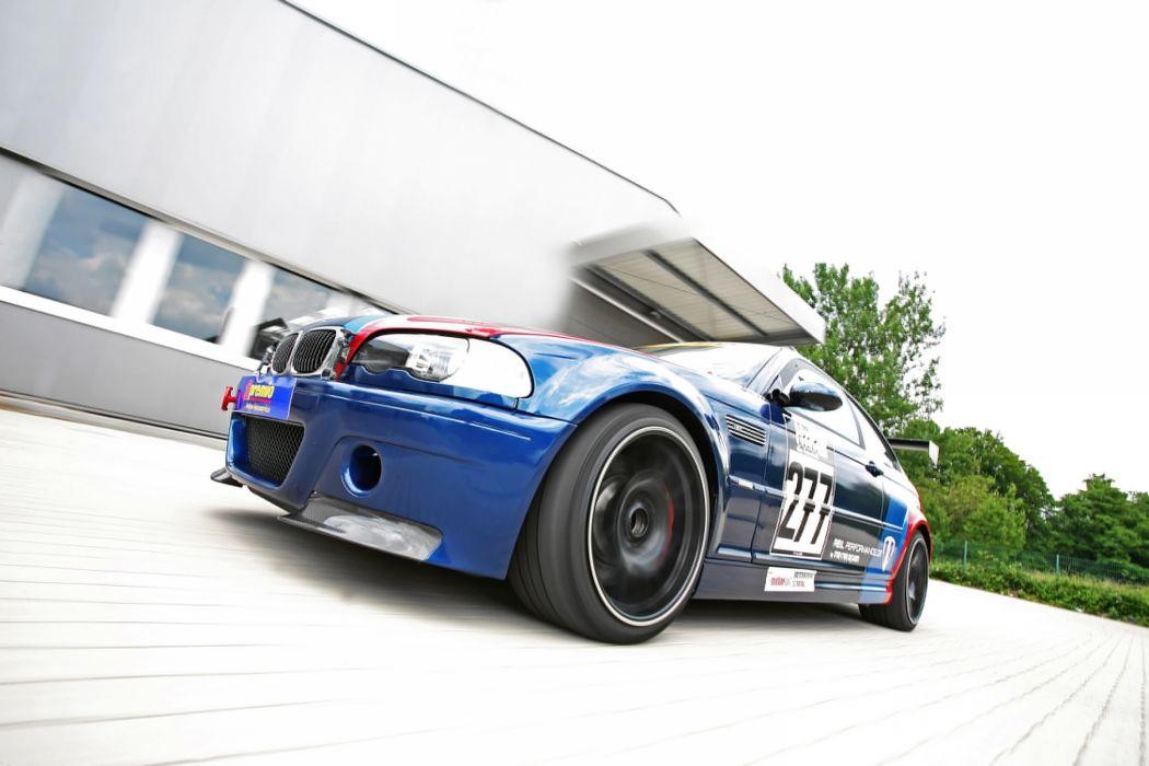 2012 MR-Car-Design BMW E46 M-3 CSL tuning race racing wallpaper