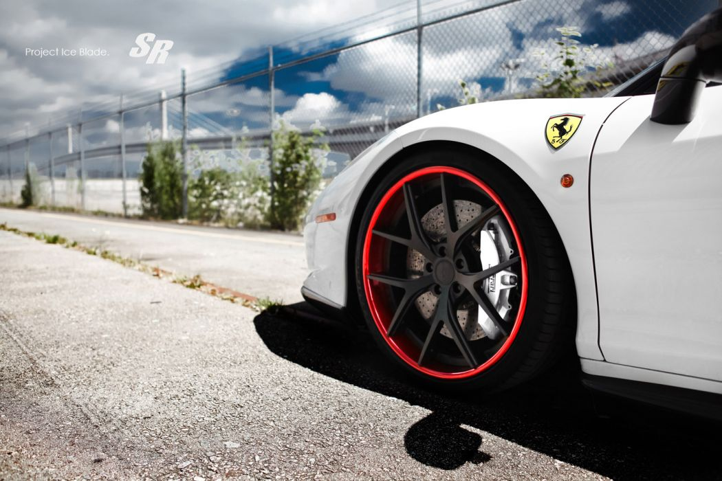 2012 SR-Auto Ferrari 458 Italia tuning supercar supercars wheel wheels  q wallpaper