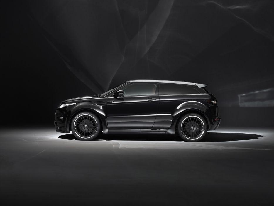 2012 Hamann Range Rover Evoque suv tuning      e wallpaper