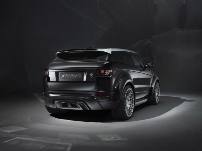 2012 Hamann Range Rover Evoque suv tuning f wallpaper