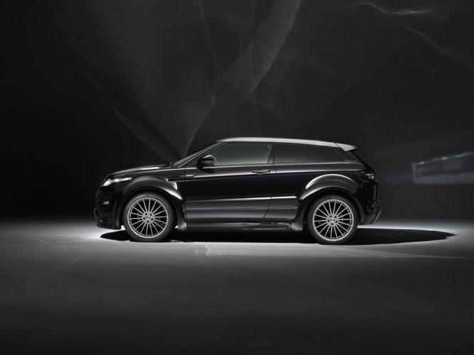 2012 Hamann Range Rover Evoque suv tuning d wallpaper