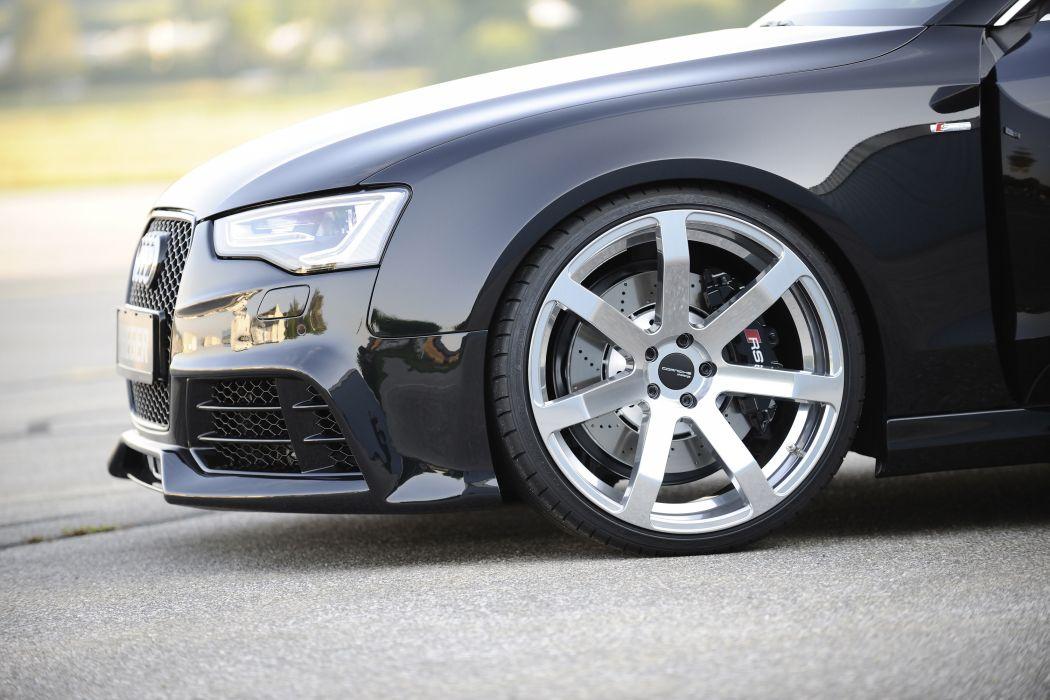 2012 Rieger Audi A-5 tuning wheel wheels wallpaper