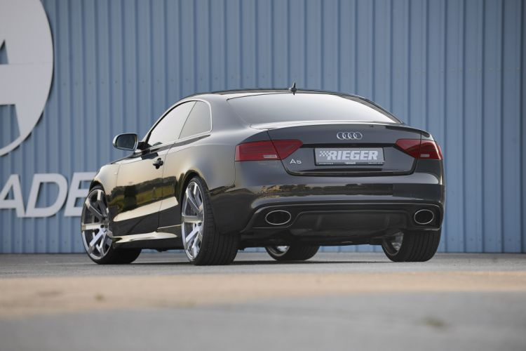 2012 Rieger Audi A-5 tuning h wallpaper