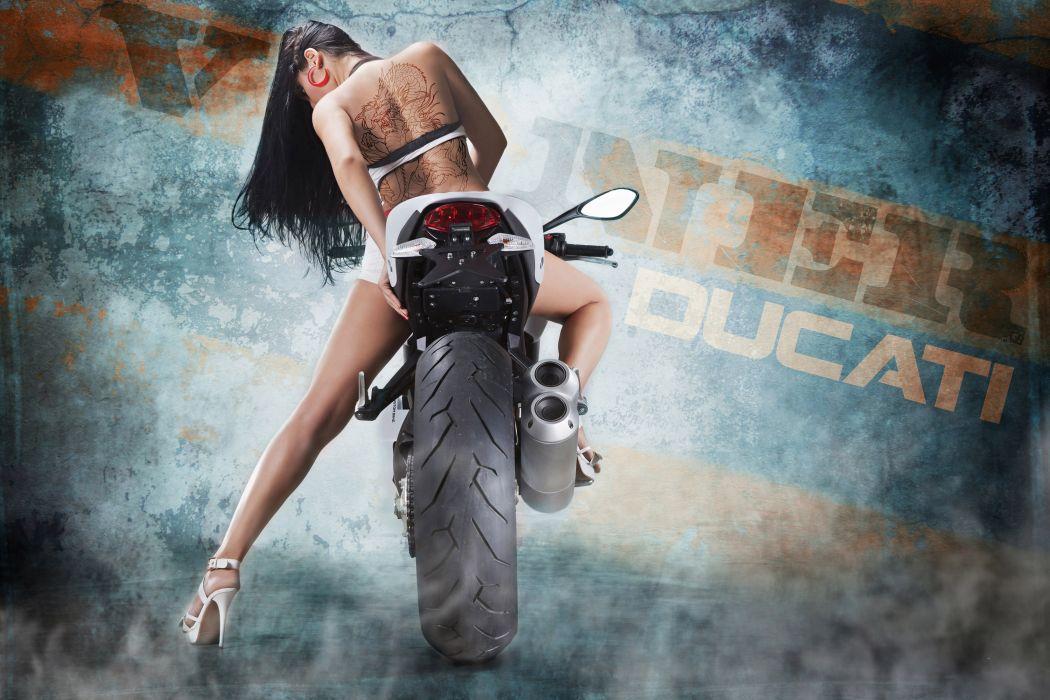 2012 Vilner Ducati Monster 1100 Evo superbike sportbike tuning e wallpaper