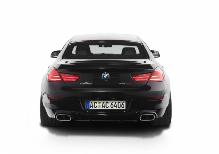 2012 AC-Schnitzer BMW 6-Series Gran Coupe tuning w wallpaper
