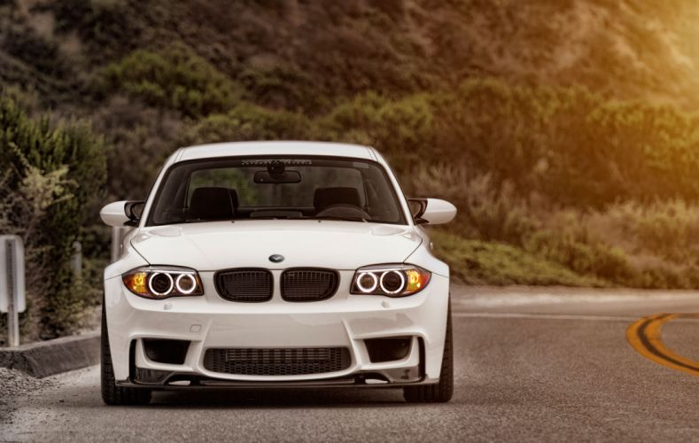 2012 BMW GTS-V tuning wallpaper