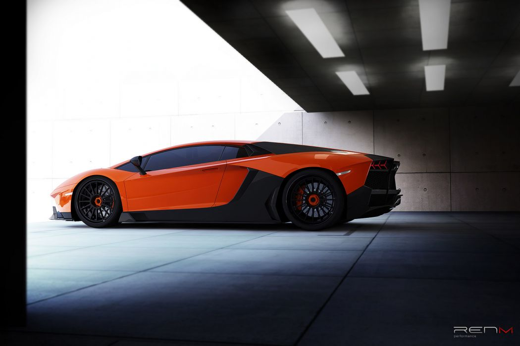 2012 RENM-Performance Lamborghini Aventador LE-C supercars supercar  d wallpaper